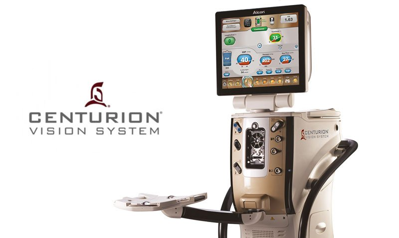 Centurion Vision System