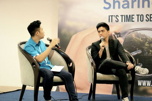 Interview with Kevin Hendrawan