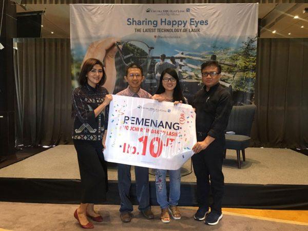 Health Talk in Bandung