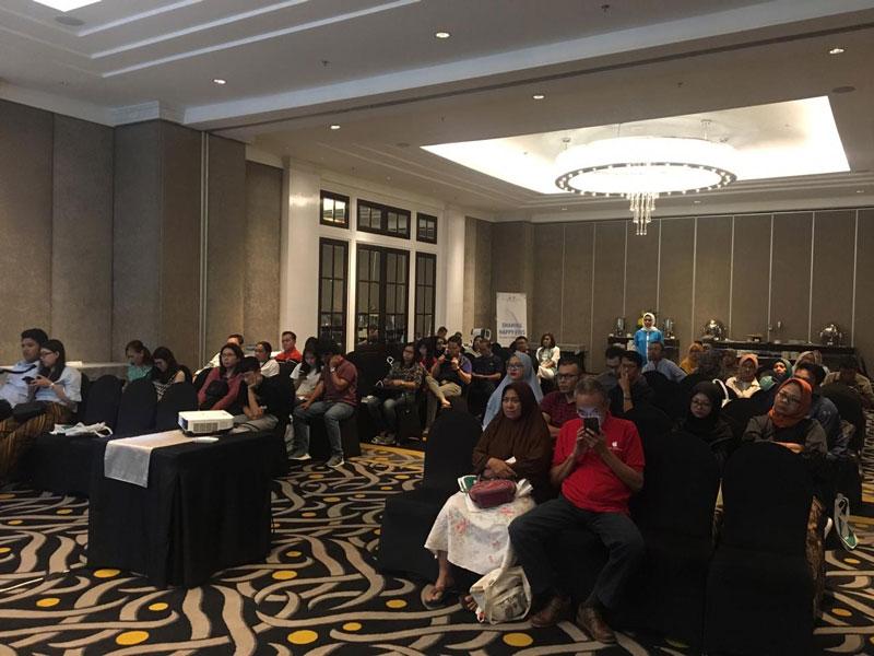 Health Talk in Surabaya