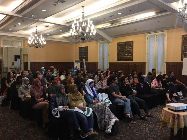 Health Talk in Yogyakarta