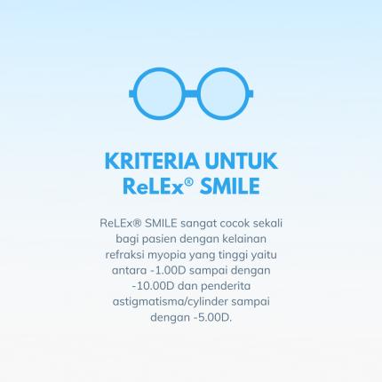 Apa itu ReLEx® SMILE