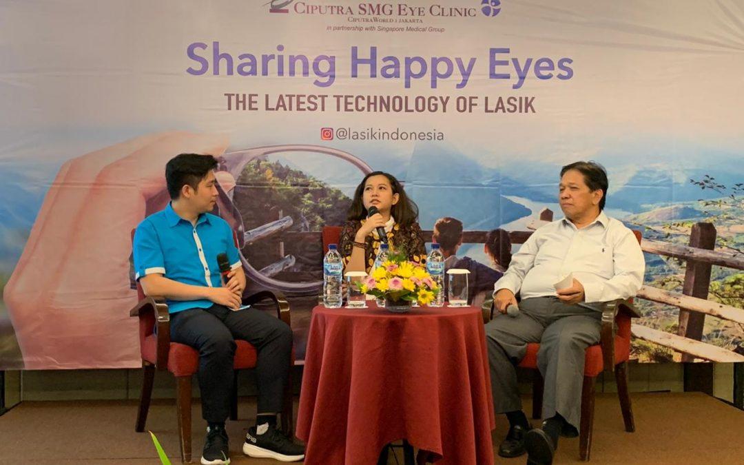 Health Talk Lasik Mata Semarang: Sharing Happy Eyes