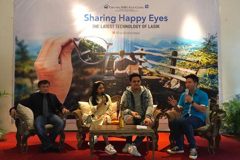 Health Talk Sharing Happy Eyes Malang Juli 2019 Lasik Katarak Center Jakarta Klinik Mata Ciputra Smg Eye Clinic