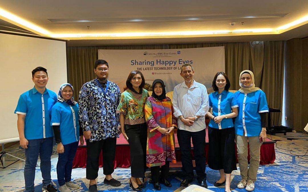 Health Talk Lasik Mata Pekanbaru: Sharing Happy Eyes